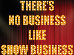 There's no business like show business! - Shakespeare Workshops for Schools - Finding The Will - Shakespeare