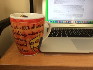 Learning digital stuff with the aid of tea and computer