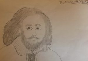 William Shakespeare by Harriet Year 6, Heritage Park Primary, Peterborough