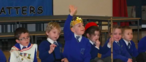 Pinchbeck East CofE Primary, The Tempest Workshop