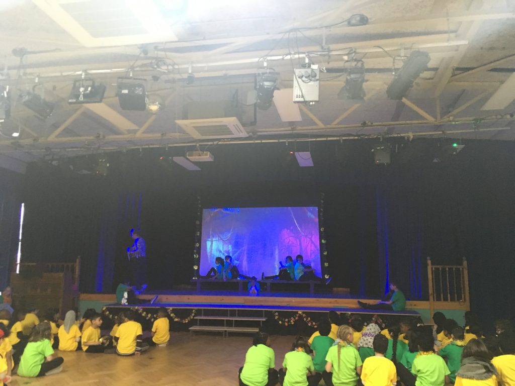 Final Dress Rehearsal, Anson Primary