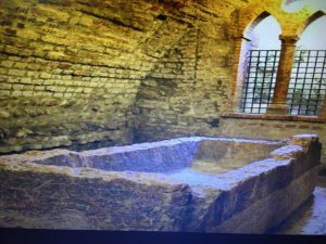 The Capulet Tomb