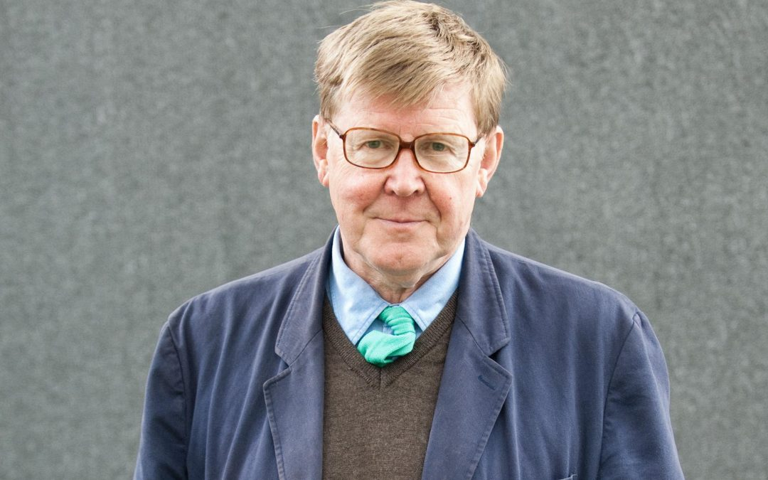Alan Bennett Meets William Shakespeare